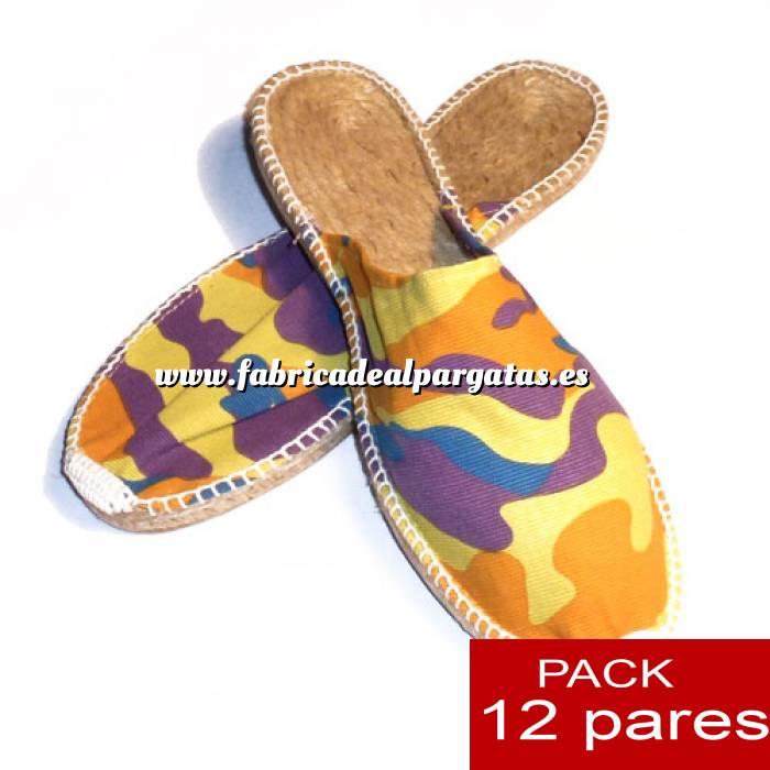 Imagen Para Hombres Alpargatas Abiertas HOMBRE Desierto caja 12 pares (Últimas unidades)