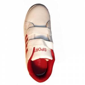 Imagen Blano-rojo ZAPD Zapatilla deporte niño Blano-rojo Talla 38