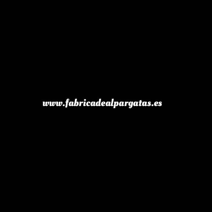 Imagen Mujer Estampadas Alpargatas estampadas RAYAS ROJAS Caja 12 pares (Últimas Unidades)