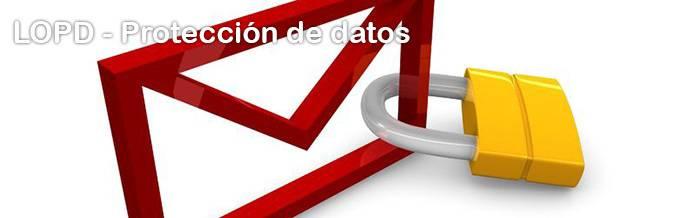 Fábrica de Alpargatas - LOPD - Protección de Datos