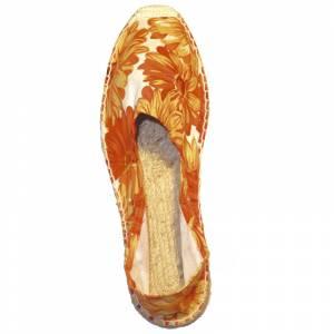 Imagen Naranja ESTM - Estampada Mujer Girasoles Naranja Talla 36